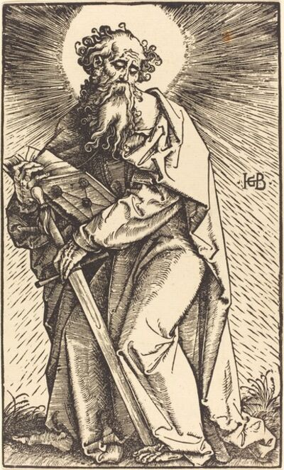 Hans Baldung, 'Saint Paul', 1519