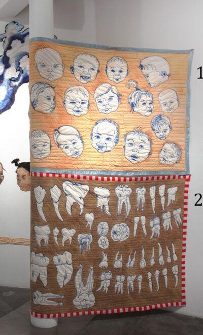Gina Phillips, 'Baby Blanket', 2011