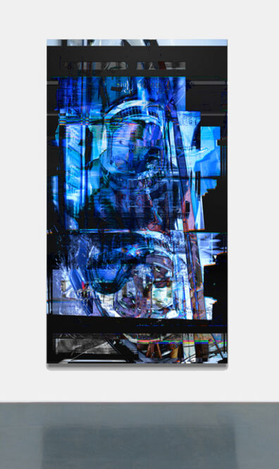 Chris Dorland, 'Untitled (shallow optics)', 2019