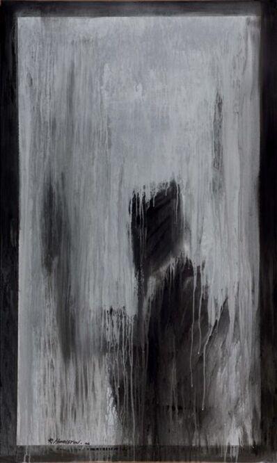 Richard Hambleton, 'Black Shadow in Rain', 2000