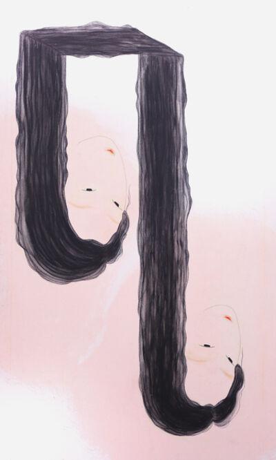 Lia Menna Barreto, 'Sue e Takie', 2018