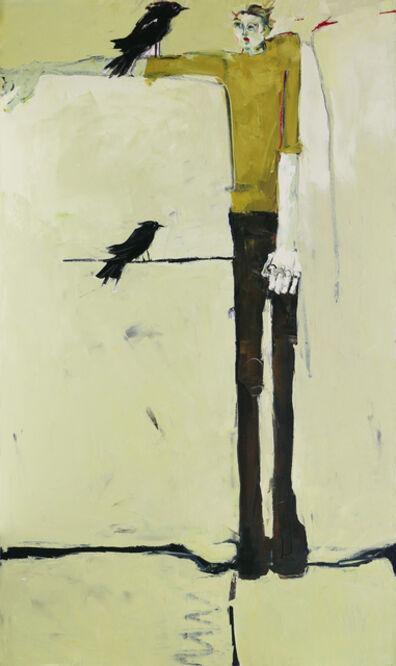 Deborah Hake Brinckerhoff, 'Boy and Raven', 2016