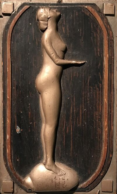 Unknown Artist, 'Nude Woman', early 20th century