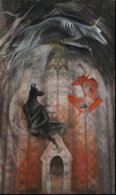 Sharon Kopriva, 'Guardians of the Sanctuary', 2014