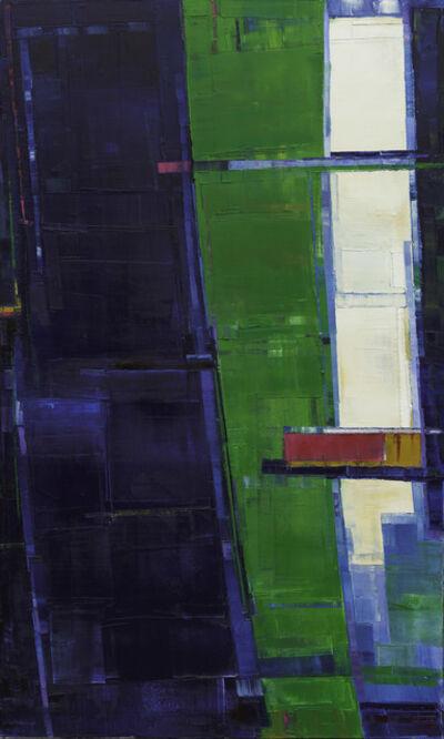 Maya Kabat, 'Grade Seperation 4', 2014
