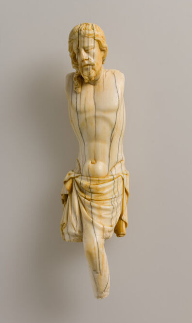 Unknown French, 'Crucified Christ', ca. 1260–1280