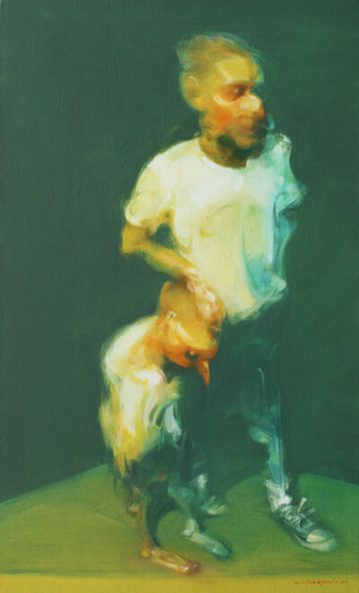 Wu Jianjun, 'Man, Birdchild and The Sunlight', 2016