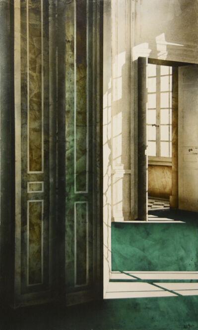 Alain Gazier, 'Vert émeraude'