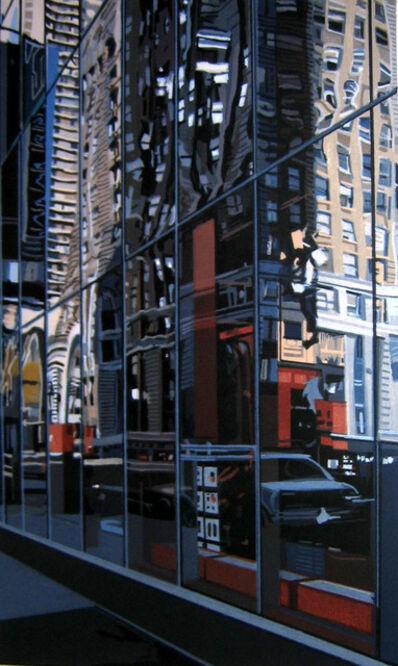 Richard Estes, 'Detail, Times Square', 2000