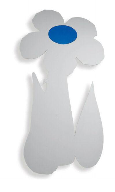 Jeff Koons, 'Inflatable Flower (Blue)', 2000
