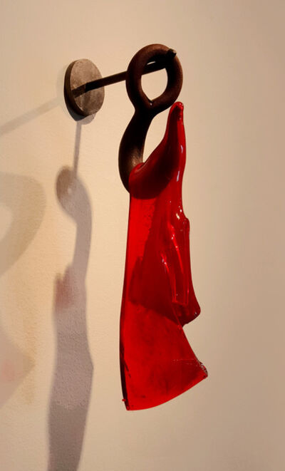Mary Shaffer, 'Torn Red Hook', 2012
