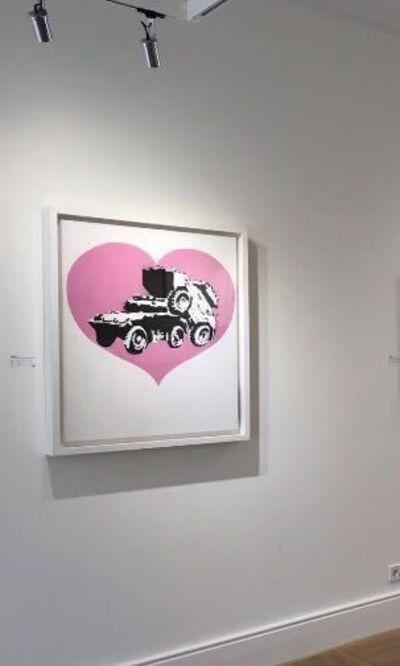 Banksy, 'Overtime i Make Love i Think of Someone Else', 2002