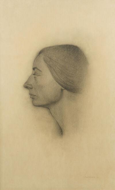 Marie-Anne Poniatowski Krugier, 'Self Portrait #7', 1962