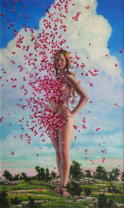 Jana Brike, 'A Woman Ascending', 2019