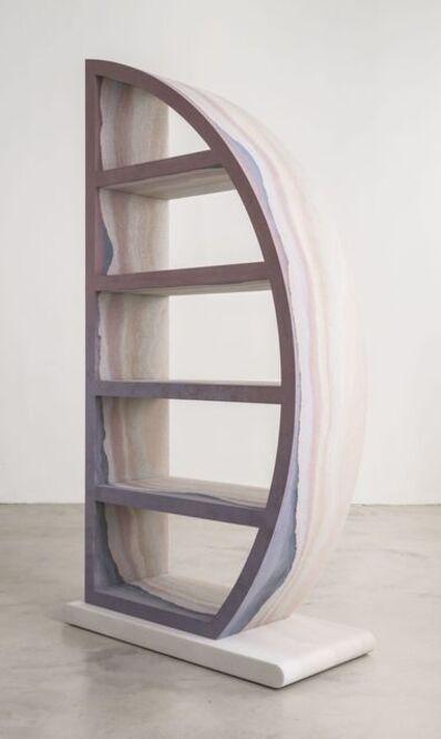 "Fernando Mastrangelo, '""Escape"" bookcase', 2017"