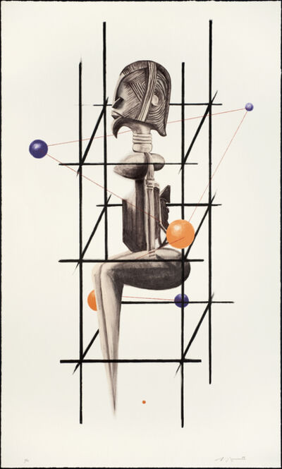 Sanford Biggers, 'Psyche', 2009-2011