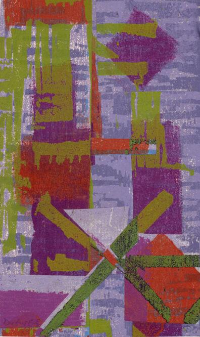 Werner Drewes, 'Untitled #256', 1976