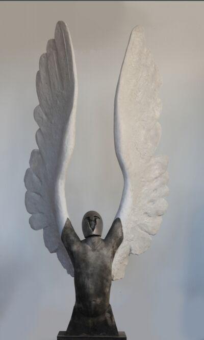Jesús Curiá, 'Icarus', 2020