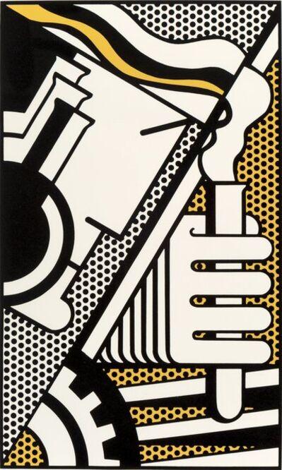 Roy Lichtenstein, 'Chem IA', 1970