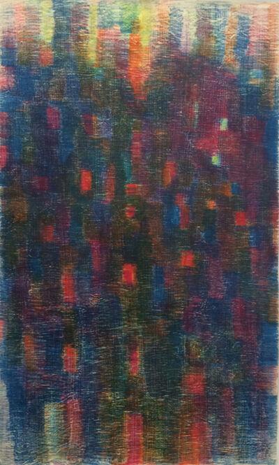 Karl Hartung, 'Farbkomposition', 1959