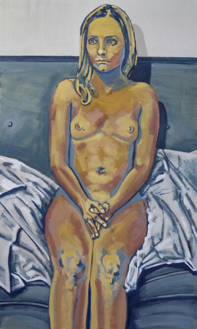 Anna Navasardian, 'Nude IV', 2015
