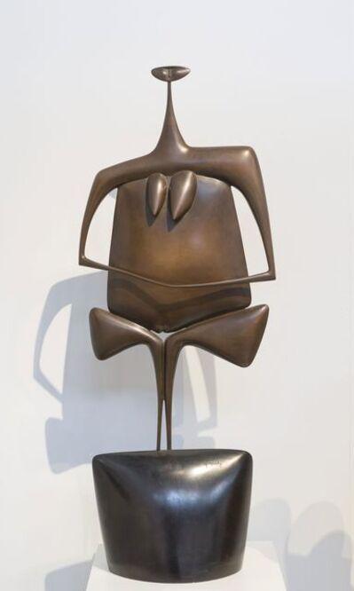Philippe Hiquily, 'La Kuan Yin', 1991
