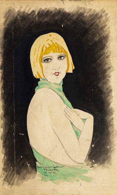 Paula Bonet, 'Portrait of Woman', 1930