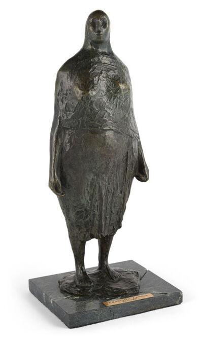 Francisco Zúñiga, 'Mujer de Pie', 1960