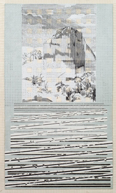 Lynda Ballen, ' Aeonian 1', 2016