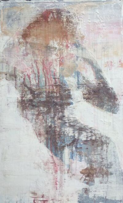 """Roger Konig, '""""1152 abstract antique girl""""', 2017"""