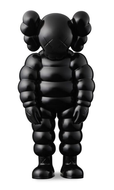 KAWS, 'KAWS WHAT PARTY Black (black KAWS what party)', 2020
