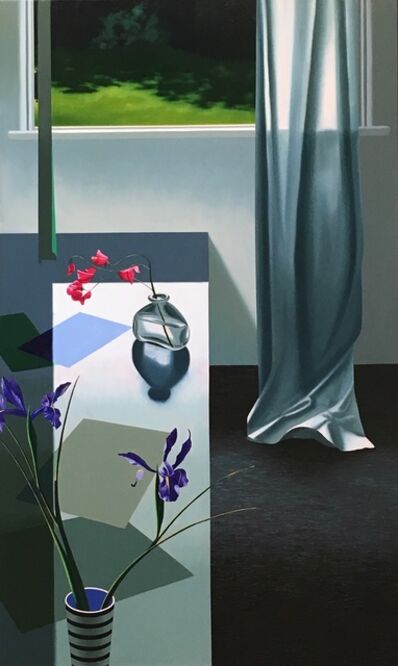Bruce Cohen, 'Interior with Iris and Sweet Peas', 2016