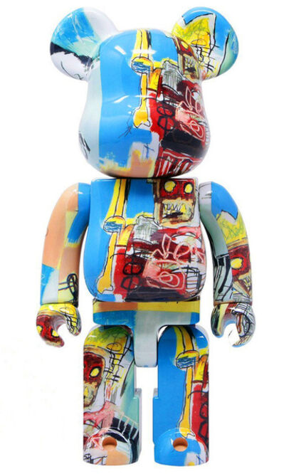 Jean-Michel Basquiat, 'Basquiat Bearbrick 1000% Companion (Basquiat BE@RBRICK)', 2020