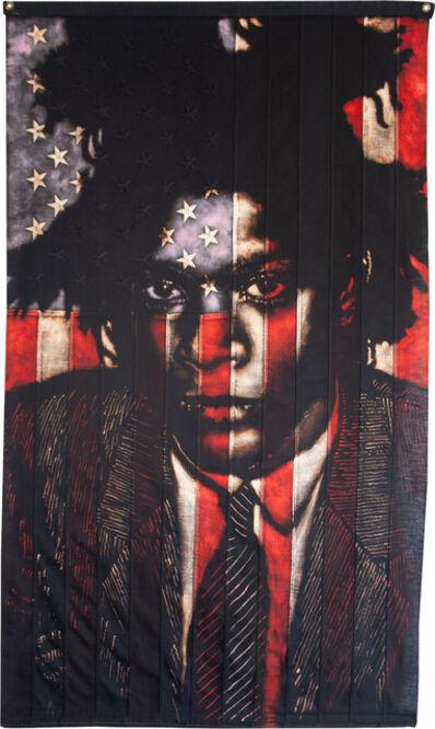 Pam Glew, 'Basquiat', 2020