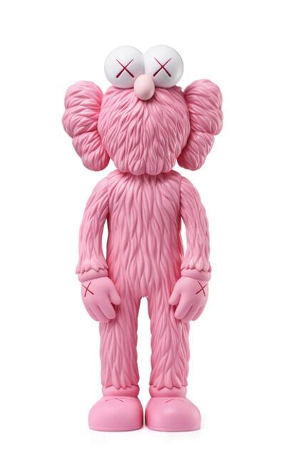 KAWS, 'BFF (Pink)', 2018