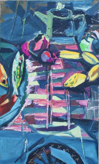 Chen Wen Hsi, 'Still-Life', 1950