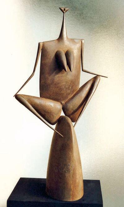 Philippe Hiquily, 'L'IMPUDIQUE', 1992