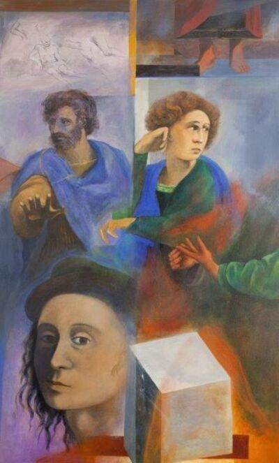 Ronald Katz, 'From Piero to Raphael', NA