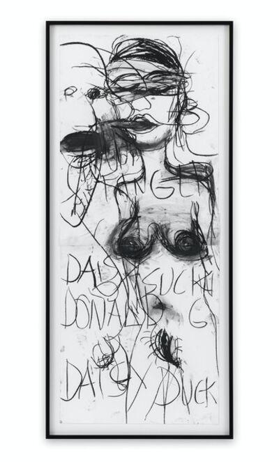 Paul McCarthy, 'DADDA, FINGER DAISY SUCKING DONALD G DAISY DUCK', 2018