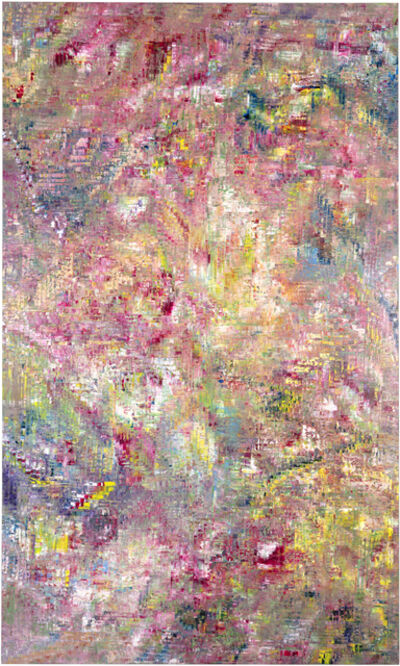 Sassan Behnam-Bakhtiar, 'Full Bloom', 2018-2019