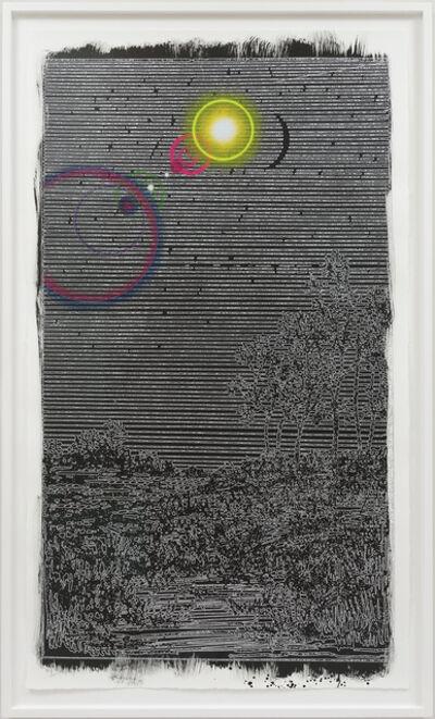 Matthew Weinstein, 'Moons (after Raymond Roussel)', 2017