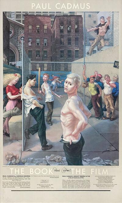Paul Cadmus, 'Poster', 1984