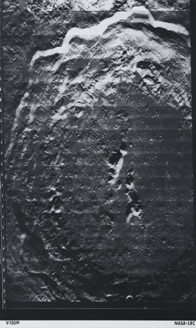 NASA, 'Lunar Orbiter', 1967