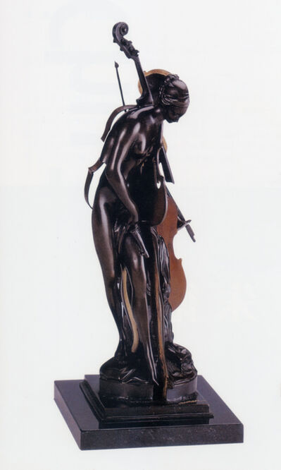 Arman, 'Vénus au Violoncelle', 1997