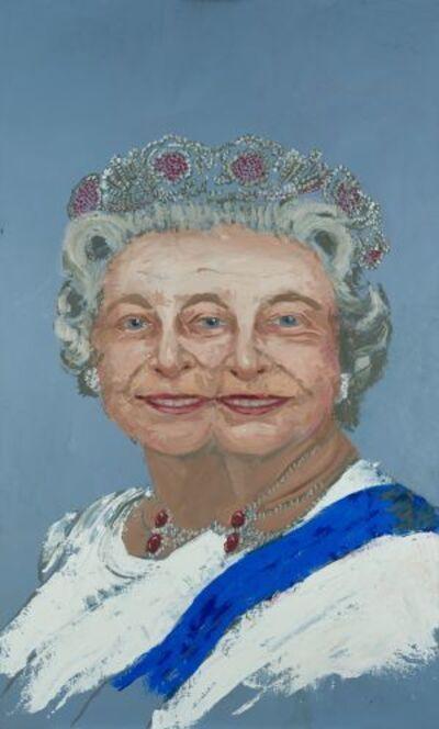 Jack Rosenberg, 'Double Queen Elizabeth', 2016