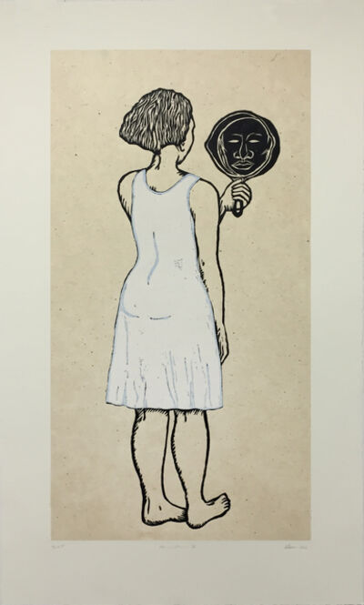 Alison Saar, 'Mirror Mirror: Mulatta Seeking Inner Negress II', 2014