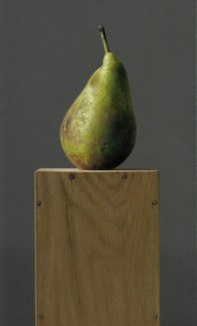 Rafael de la Rica, 'Pear', 2021