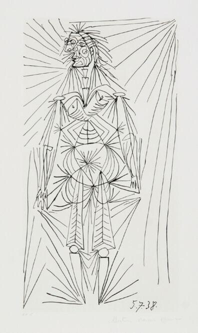 Pablo Picasso, 'Femme Debout, 1938', 1979-1982