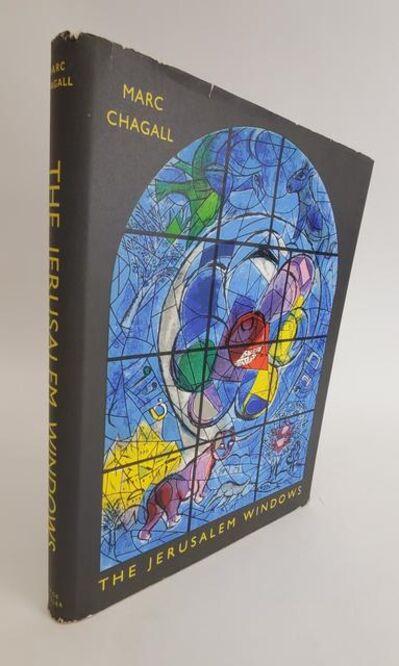 Marc Chagall, 'The Jerusalem Windows', 1962
