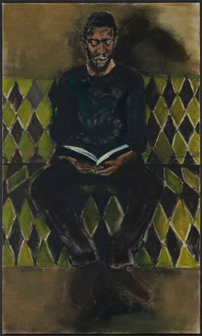 Lynette Yiadom-Boakye, 'Sing Songs to Any Sinner', 2016